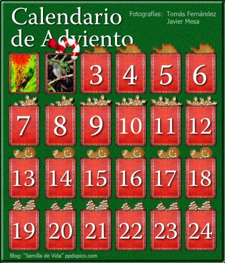 CalendarioAdvientoDia2