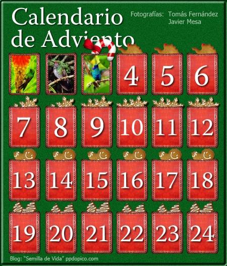 CalendarioAdvientoDia3