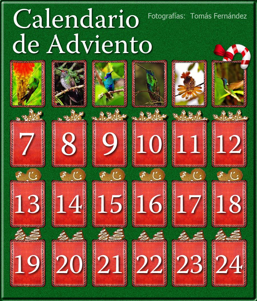 CalendarioAdvientoDia6