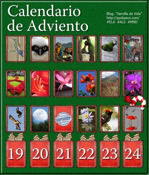 CalendarioAdvientoDia18
